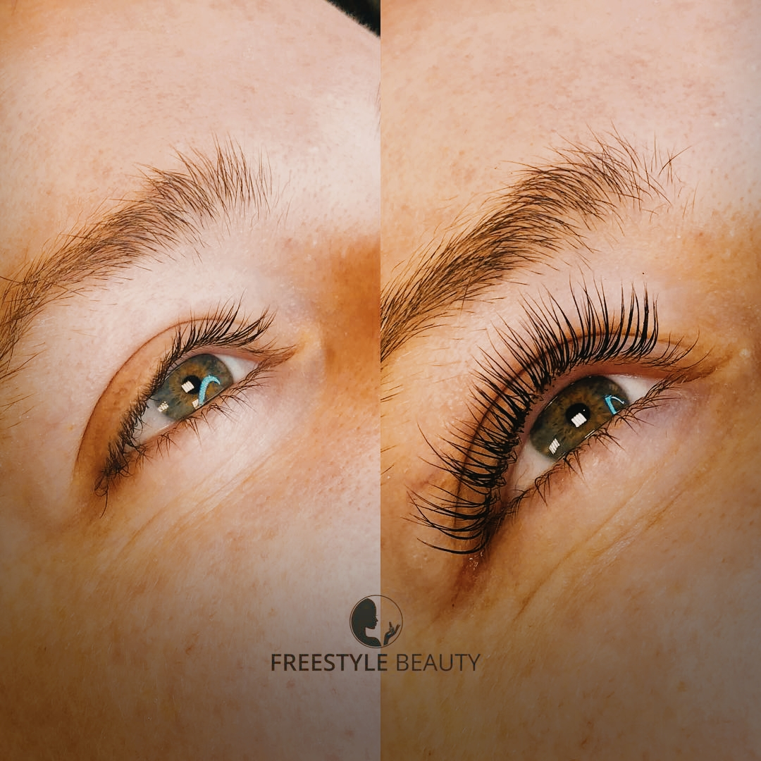 Freestyle Beauty-Lash lift-Elleebana | one shot lash lift